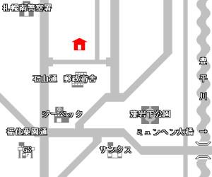 PCデータ復旧堂地図